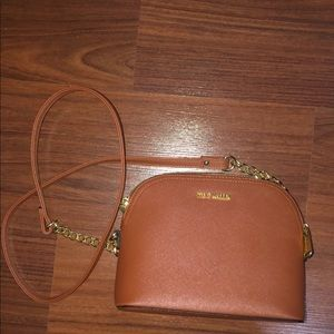 Steve Madden Brown Crossbody Bag